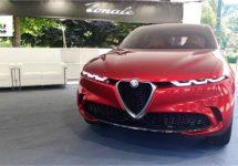 Alfa Romeo Tonale concept is prijswinnende schoonheid