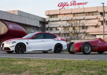 "Alfa Romeo toont op Silverstone F1 DNA met GP Tipo 159 ""Alfetta"""