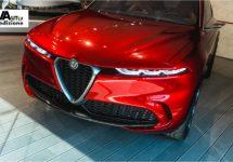Alfa Romeo Tonale gekozen als beste design