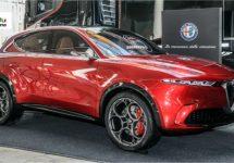 Pomigliano start voorbereiding productie Alfa Romeo Tonale