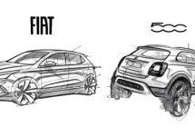 Fiat voortaan goedkope familieauto en 500 merk apart