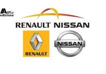 Renault en Nissan hopen weer op alliantie met FCA