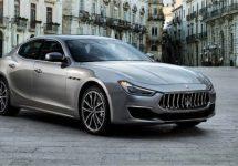 Investeringsplan Maserati start bij hybride Ghibli