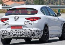 Dit najaar update voor Alfa Romeo Giulia en Stelvio