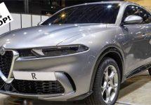 Scoop: Alfa Romeo Tonale productieversie