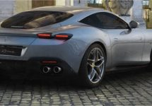 Ferrari presenteert stijlvolle Roma