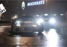 Maserati met middenmotor 'gespot'