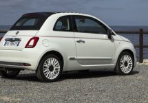 Fiat 500 Hybrid is een 1.0 BSG