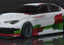 Romeo Ferrari maakt Giulia alvast elektrisch voor TCR