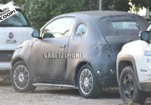 Nieuwe elektrische Fiat 500 krijgt vorm