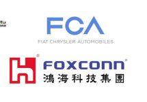 FCA in overleg met Chinees Foxconn voor samenwerking