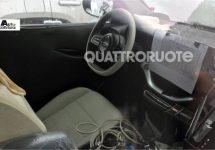Interieur elektrische Fiat 500 beter in beeld