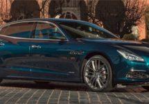 Maserati laat Quattroporte Royale reïncarneren