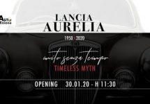 Lancia Aurelia expositie in Turijn