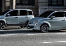 Fiat introduceert 500 en Panda Hybrid