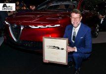 Alfa Romeo Tonale concept weer mooiste design