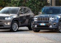 FCA's hybride opmars begint bij Jeep 4xe