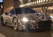 Maserati MC20 doet tour met definitieve carrosserie