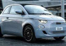 Fiat hoopt dit jaar rond 15.000 elektrische 500's te produceren