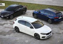 François wil gamma Fiat Tipo graag uitbreiden