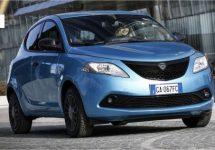 Eerste hybride Lancia op de markt