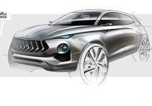 Nieuwe Maserati SUV wordt basis voor D-segment FCA