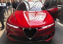Voorbereiding productie Alfa Romeo Tonale in Pomigliano hervat