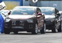 Ontwikkeling D-SUV Maserati 'Levantino' op schema