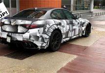 Giorgio Evo voor Maserati Granturismo 2021 in testfase