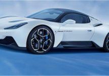 Maserati MC20 mooiste supercar van het jaar 2021