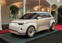 Fiat bouwt eerst elektrische vijfdeurs 500 dan Panda EV