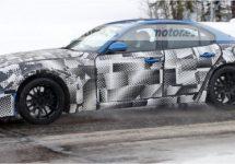 Nieuwe Maserati GT gaat laatste ontwikkelingsfase in