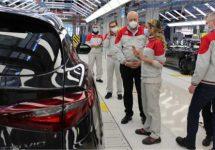 Alfa-baas Imparato bezoekt Cassino en presenteert managementteam