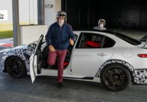 Imparato over Alfa Romeo's toekomst