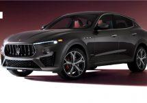 Maserati presenteert over een week Levante Hybrid