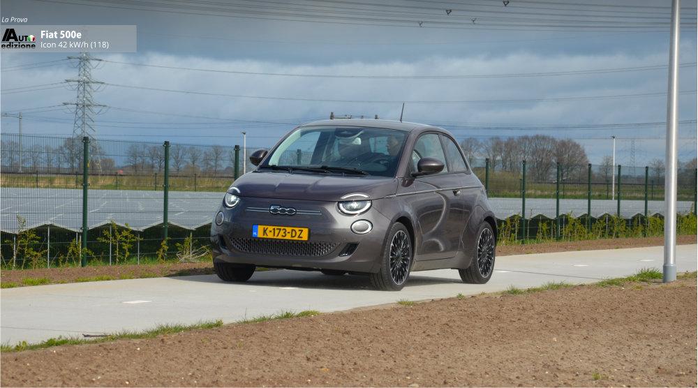 Nieuwe Fiat 500 is excellent Italiaans elektrisch