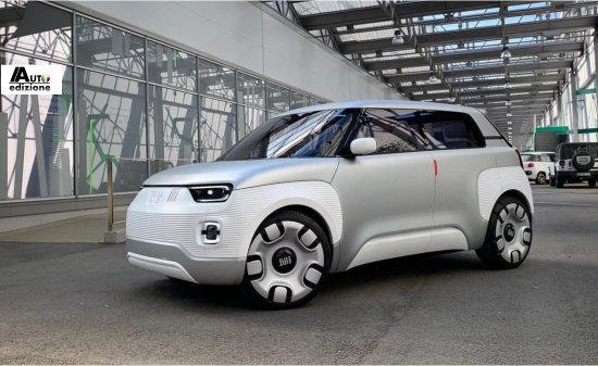 Fiat streeft naar totale elektrificatie in 2030