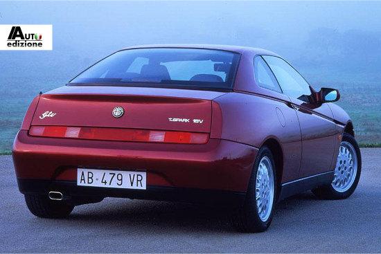 Alfa Romeo komt met GT(E)V?