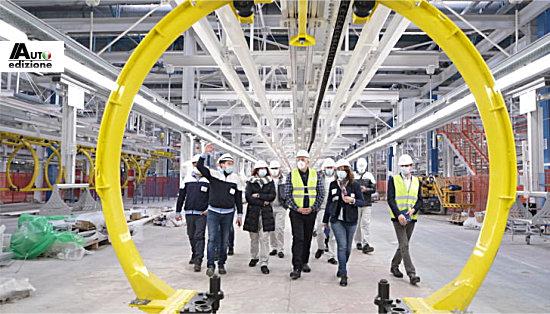 Pomigliano gaat ook Dodge bouwen naast Alfa Tonale