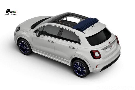 Fiat 500X Dolce Vita voor wie van wit houdt