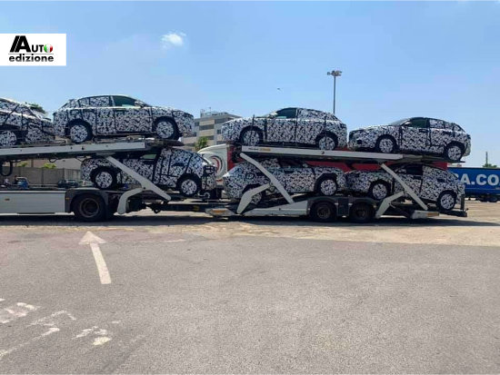 Preproductie Alfa Romeo Tonale komt op gang