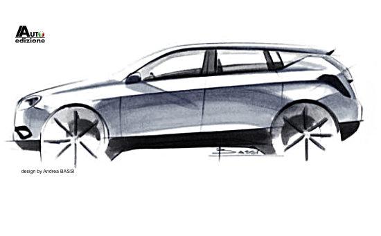 Lancia krijgt eigen stijl en wordt volledig elektrisch