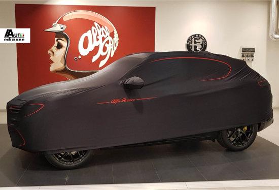 Alfa's productieplan tot 2030 draait vooral om SUV's?