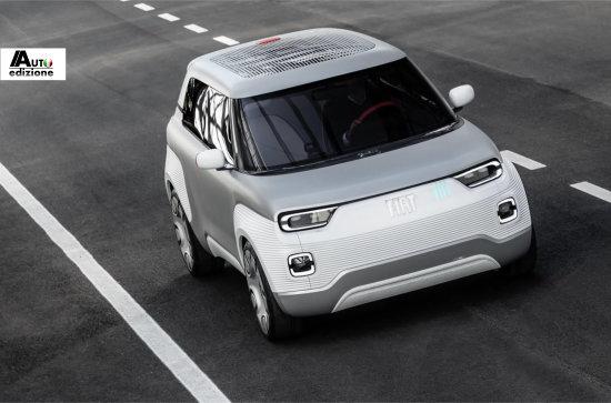 Presenteert Fiat de Punto of Panda in 2023?