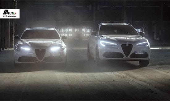 Alfa Romeo Giulia en Stelvio facelift eind 2022