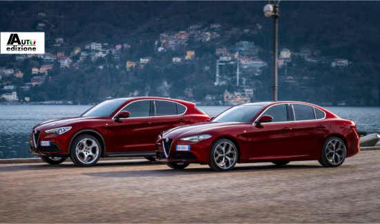 Alfa Romeo terug naar Villa d'Este met Giulia en Stelvio