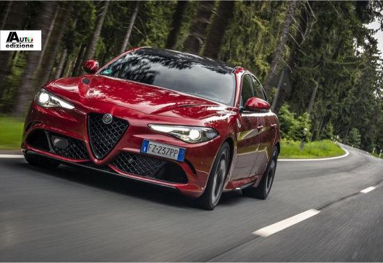 Binnenkort aankondiging volgende generatie Alfa Romeo Giulia?