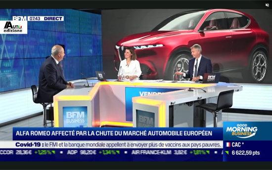 Imparato belooft elektrische Alfa Romeo voor puristen