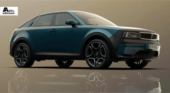 Is deze Montecarlo Concept de Lancia van de toekomst?