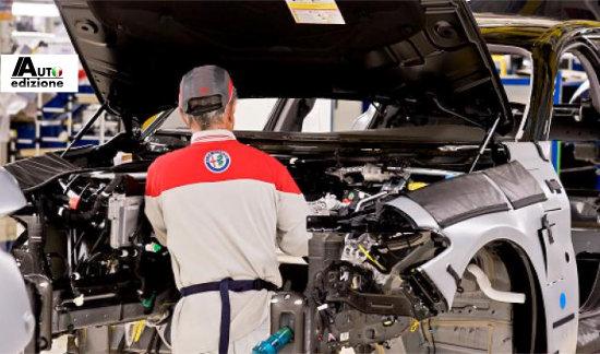 Italiaanse auto-industrie volledig afgeknepen door chipcrisis